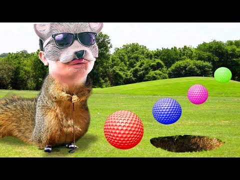 O RATÃO USOU HACK no GOLF!!! - Golf It