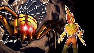 We Found a Giąnt Spider Nest! - Grounded Multiplayer Gameplay