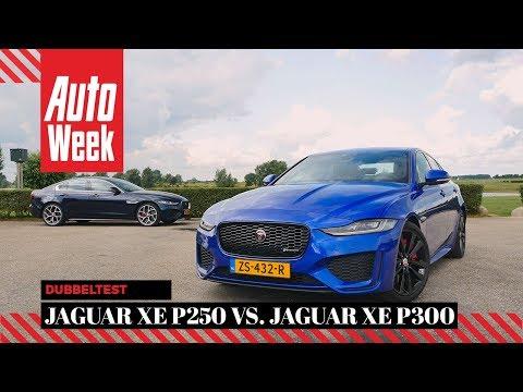 Jaguar XE P250 vs Jaguar XE P300 – AutoWeek Review - English subtitles
