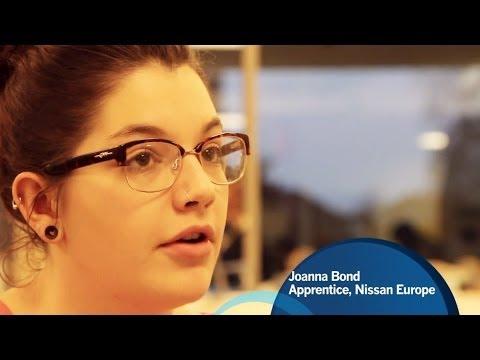 Apprenticeships at West Thames College: Joanna Bond