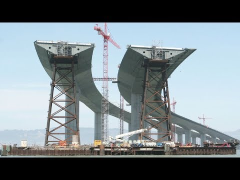 World Amazing Modern Bridge Construct Machines - Latest Tech