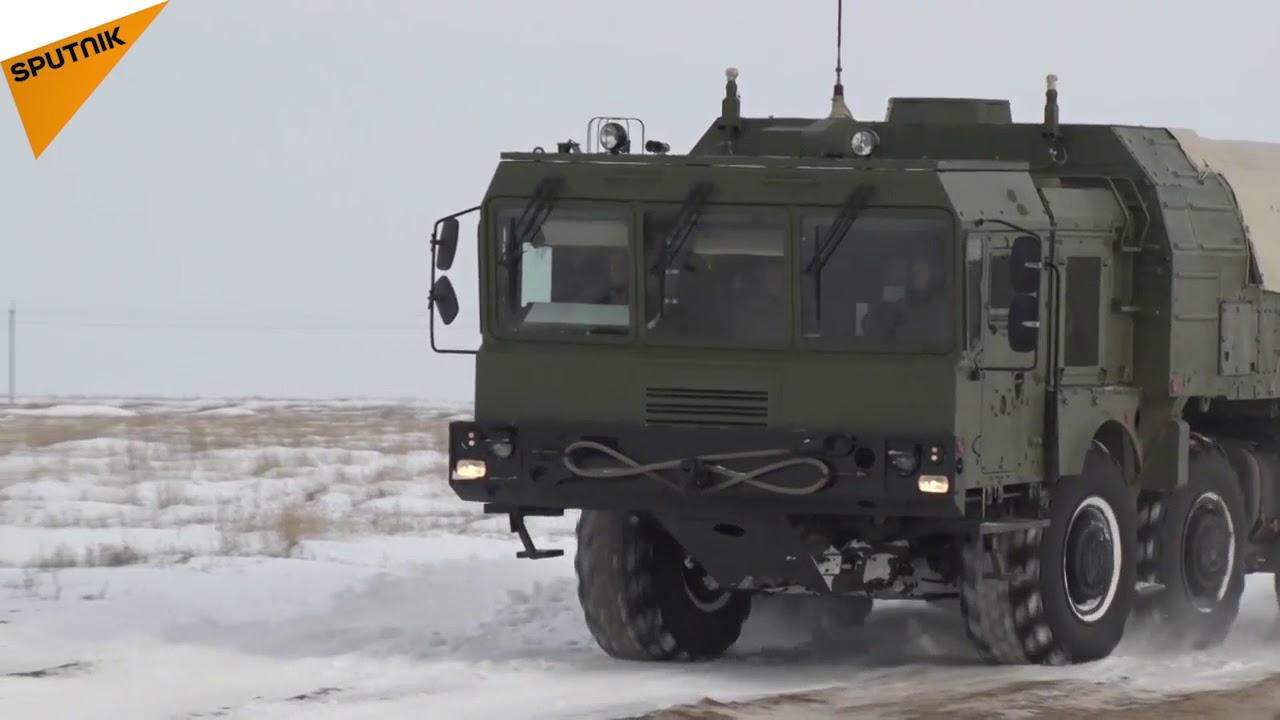 Un tir de missile russe Iskander filmé en vidéo