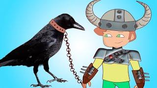 Как приручить ВорОна | Балденыш - викинг