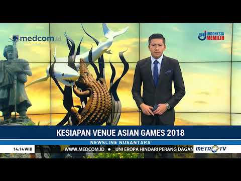 Venue Golf Asian Games 2018 : Pondok Indah Golf Course, Jakarta. - Metro TV