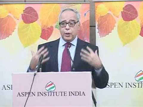 """Session on """"What place for India in the new global geography of wealth?"""""""