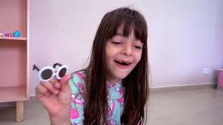 LAURINHA E HELENA NO ENIGMA DA FADA DO DENTE - LOL AMAZING SURPRISE