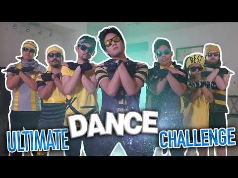 ULTIMATE DANCE CHALLENGE