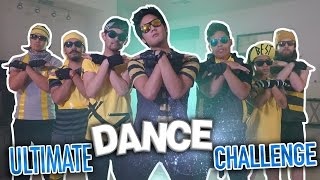 ULTIMATE DANCE CHALLENGE: RYAN HIGA & RHPC