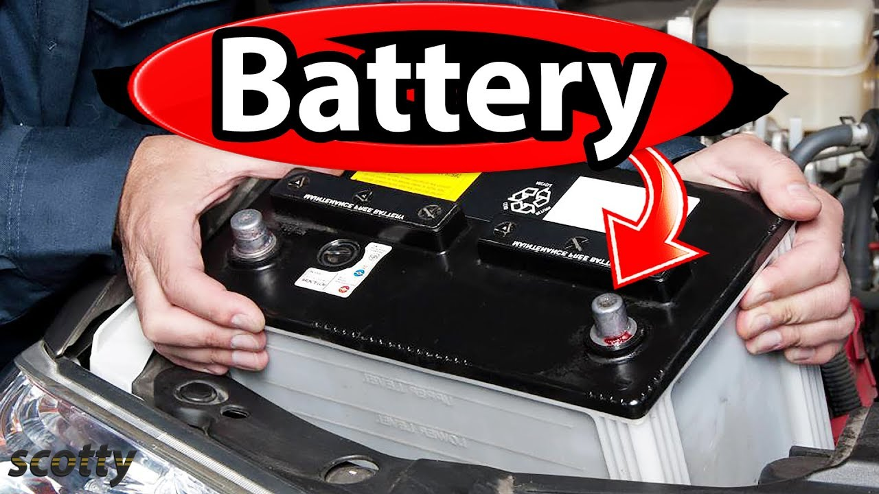 How To Replace A Car Battery  The Right Way