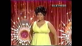 Aretha Franklin - Sammy Davis Show ((Stereo))