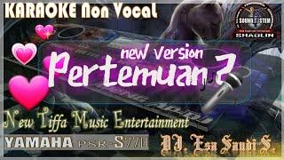 Pertemuan 2 Rita Sugiarto (NEW VERSION) | KARAOKE | Yamaha PSR-S770 | Tiffa Music Entertainment