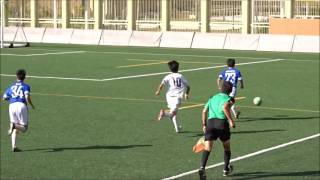 元朗學界足球乙組(2016.12.12.)青年會vs伯特利