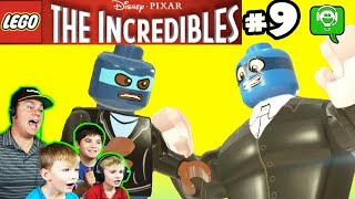 Lego The Incredibles #9 by HobbyFamilyGaming