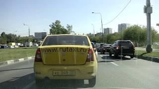 Офигевший таксист РУТАКСИ г.н. КЕ 249 77 rus 21.08.2015(, 2015-08-21T13:19:12.000Z)