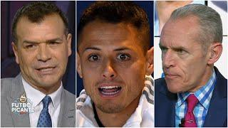 CHICHARITO DA PARA TODO Murrieta y Borgetti discuten por sus virtudes y defectos | Futbol Picante