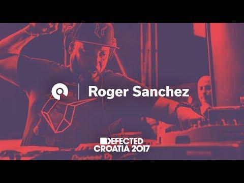 Roger Sanchez @ Defected Croatia 2017 (BE-AT.TV)