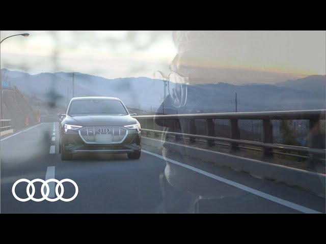 [Audi e-tron] Journey through sustainability / 50年後を想いながら、今を創る
