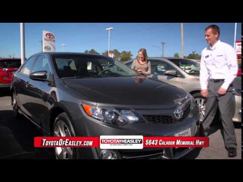 Used Cars For Sale - Easley, SC - Toyota of Easley