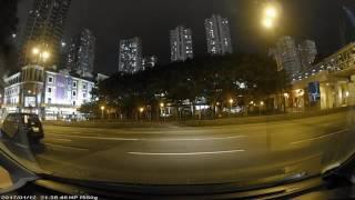 香港泊車好去處 - 荃新天地一期停車場 (出)
