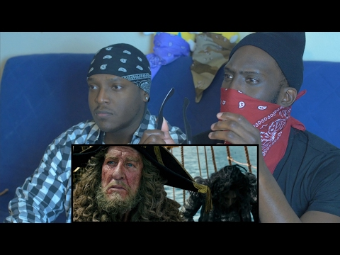 Pirates of the Caribbean: Dead Men Tell No Tales Extended Superbowl TV Spot Reaction