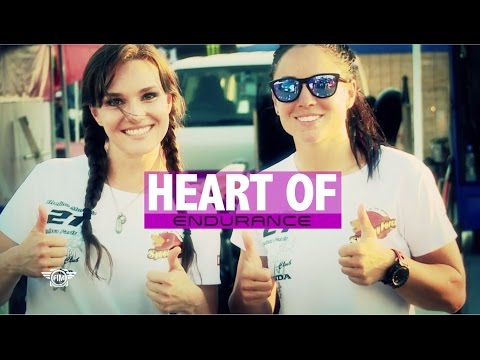 Heart of Endurance - Women in Motorcycling