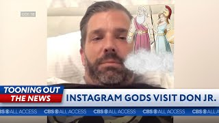 The Instagram Gods respond to Don Jr.