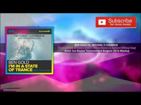 Armin van Buuren - A State of Trance 774. Скачать песню Armin van Buuren - A State of Trance 774 (28.07.2016) - Ben Gold vs. Tritonal-Im In A State Of Trance vs. ArbenICELAND (AvB Edit)