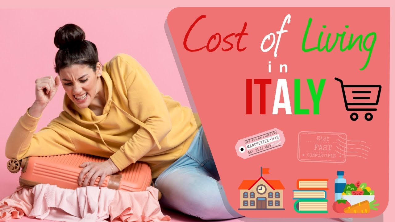 Cost of Living in Italy for International Students   Students Life Style in Italy - YouTube