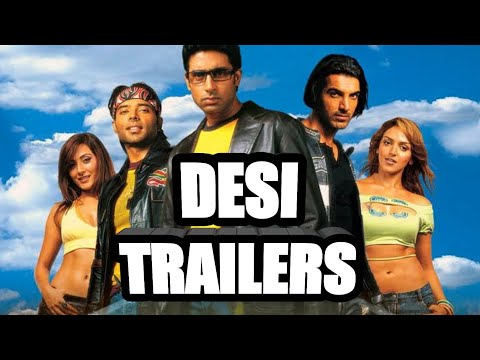 Dhoom Trailer (ft.fast and furious) | Desi Trailer | thumbnail