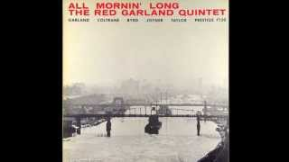 Red Garland Quintet - Our Delight