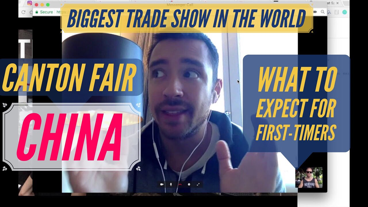 The Canton Fair ?? WHY YOU SHOULD GO for Amazon FBA Sellers w/ Nick Ramil of Enter China - 2017