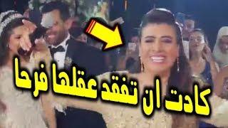 رقص وغناء هستيري لـ نشوي مصطفى بحفل زفاف ابنها!؟ دهش الملايين لن تصدق ما فعلته!!!