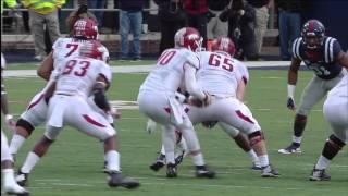 Arkansas vs. Ole Miss Highlights 10-7-15