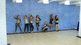 Go Go Dance в школе танцев МАРТЭ. Уровень: начинающие