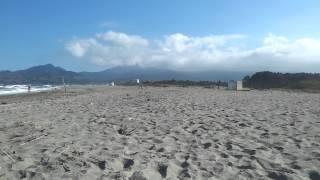 Argeles sur mer plage la marende