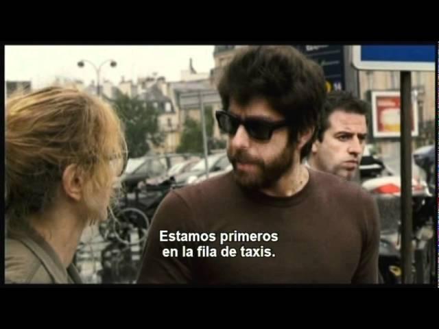 2 DIAS EN PARIS (2 days in Paris) trailer subtitulado