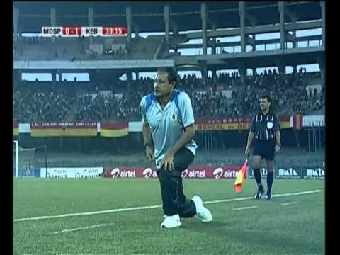 Mohd Sporting vs East Bengal Match Highlights -- April 5, 2014 [1-3]