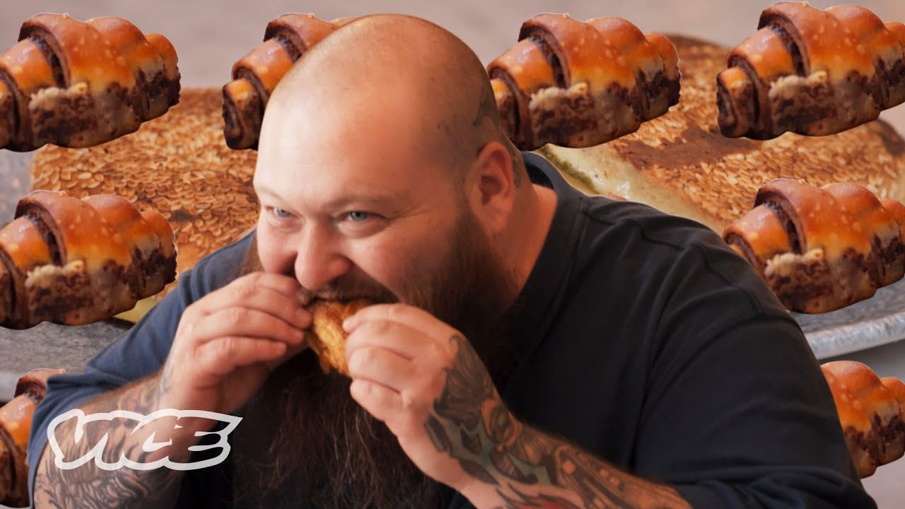 Action Bronson Explores the Flavours of Israel in Philly | F**k, That's Delicious S4