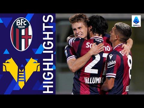 Bologna Helas Verona Goals And Highlights