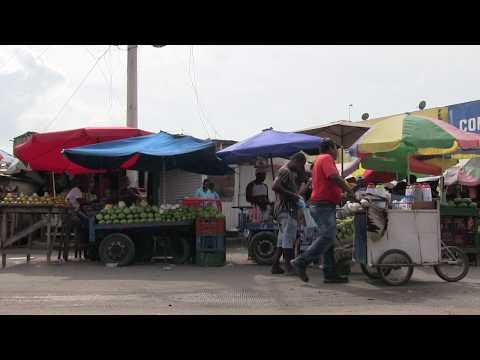 Market life Cartagena   Colombia