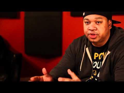 Tedashii - Blacklight - The Process (@tedashii @reachrecords @rapzilla)
