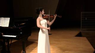 SIMONE PORTER - Mozart Violin Concerto No. 5 in A Major