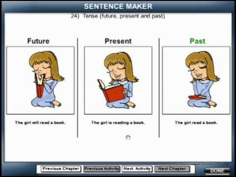 Complex sentence maker