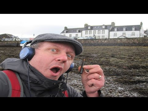 Beach Metal Detecting UK 2018 - Inveraray Coinfest(The Yorkshire Digger)