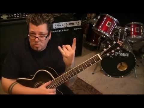 How to play BETTER THAN ME by HINDER on guitar by Mike Gross