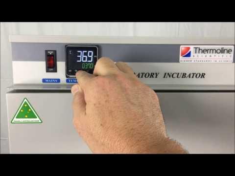 Laboratory Incubator  - Thermoline Scientific