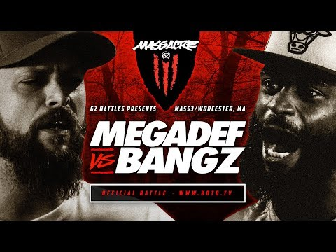 KOTD - Megadef vs Bangz - #MASS3