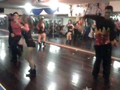 Rumba Latina. Maracaibo, salsa casino