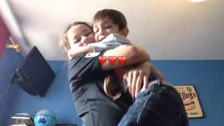 Maddie&her little brother,TT Thumbnail