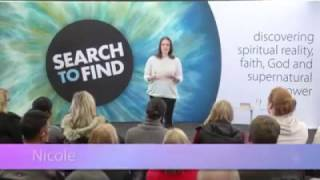 "Alpha Style Bible Course ""Search to find"" 